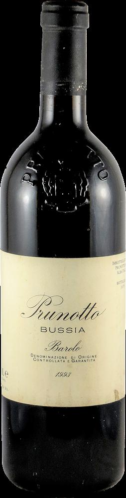 Prunotto - Bussia Barolo 1993