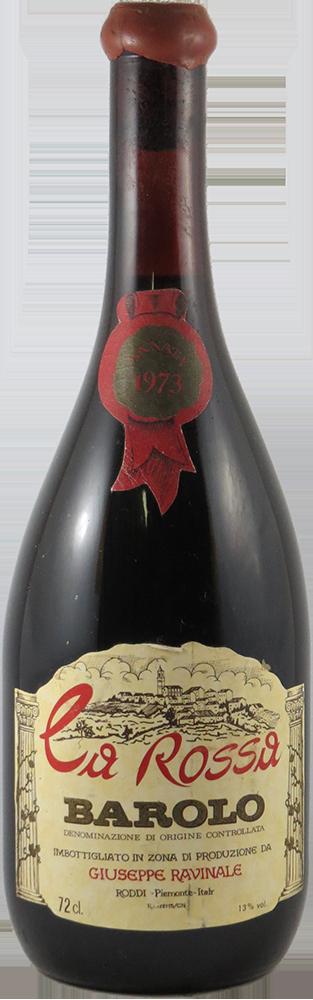 Ravinale Giuseppe - Cà Rossa Barolo 1973