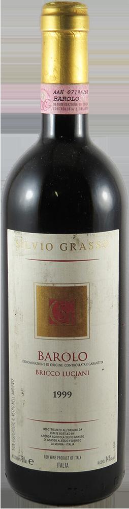 Silvio Grasso - Bricco Luciani Barolo 1999