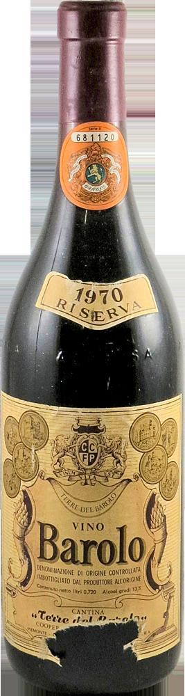 Terre del Barolo - Riserva Barolo 1970