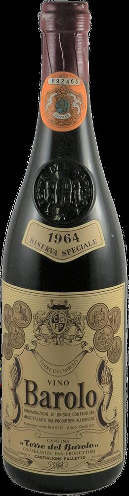 Terre del Barolo - Riserva Speciale Barolo 1964