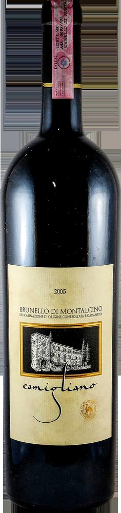 Camigliano Brunello di Montalcino 2005