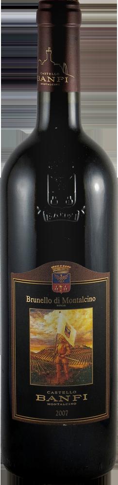 Castello Banfi Brunello di Montalcino 2007