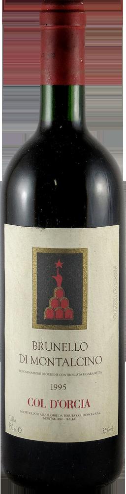 Col d'Orcia Brunello di Montalcino 1995
