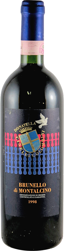 Donatella Cinelli Colombini Brunello di Montalcino 1998
