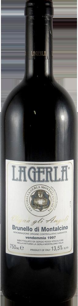 Fattoria La Gerla - Vigna gli Angeli Brunello di Montalcino 1997