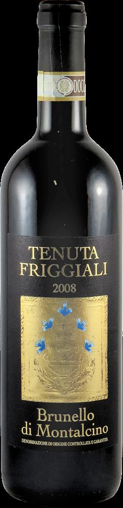 Tenuta Friggiali Brunello di Montalcino 2008
