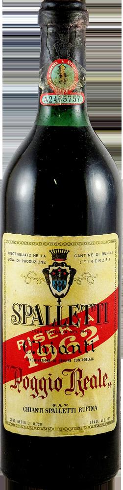 Poggio Reale - Spalletti - Riserva Chianti 1962