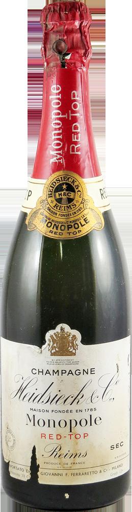 Heidsieck & Co. - Monopole Red Top Champagne N.V.