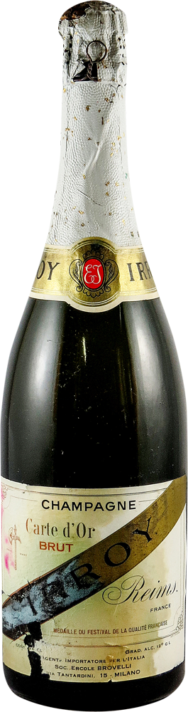 Irroy - Carte d'Or Champagne N.V.
