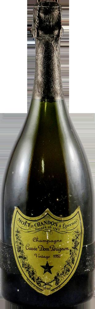 Dom Perignon Champagne 1982