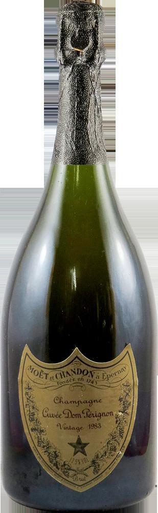 Dom Perignon Champagne 1983