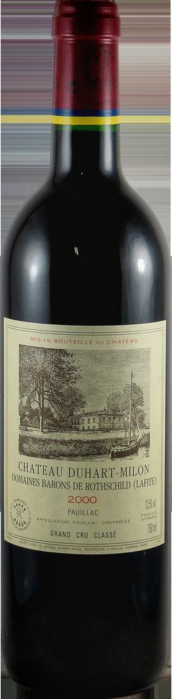 Chateau Duhart - Milon Bordeaux - Pauillac 2000