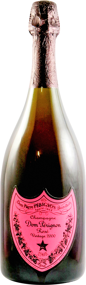 Dom Perignon Luminous Ros� Champagne 2000