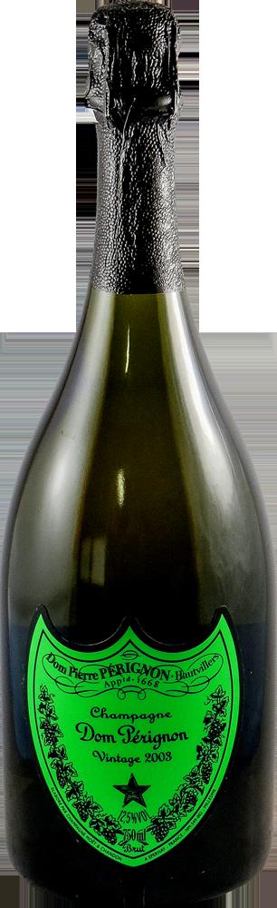 Dom Perignon Luminous Rosè Champagne 2003