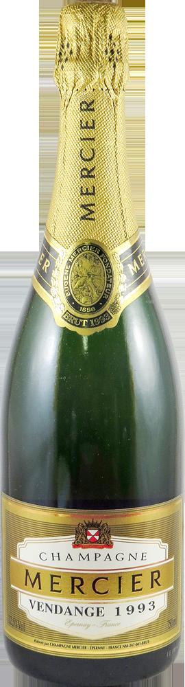 Mercier Champagne 1993