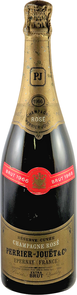 Perrier Jouet - Ros� Champagne 1966