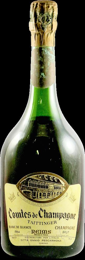 Taittinger - Comtes de Champagne Champagne 1964
