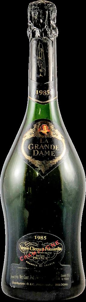 Veuve Cliquot Ponsardin - La Grande Dame Champagne 1985