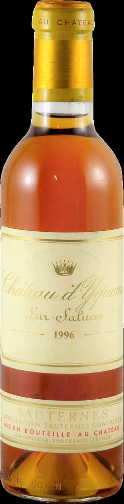 Chateau d'Yquem Sauternes 1996