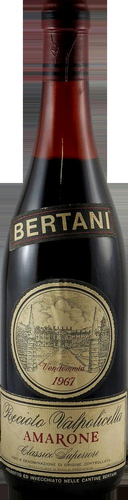 Bertani Amarone 1967