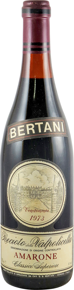 Bertani Amarone 1973