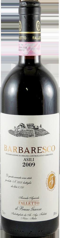 Bruno Giacosa - Asili Barbaresco 2009