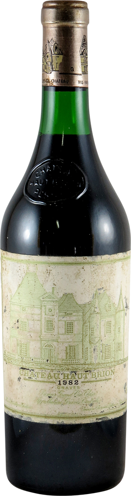 Chateau Haut Brion Bordeaux - Graves 1982