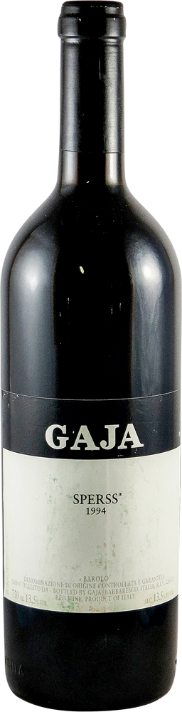 Gaja - Sperss Barolo 1994