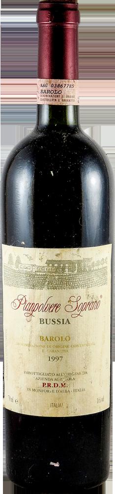 Pianpolvere Soprano Bussia Barolo 1997