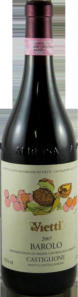 Vietti - Castiglione Barolo 2007