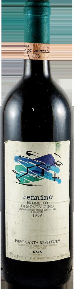 Gaja - Rennina Brunello di Montalcino 1996