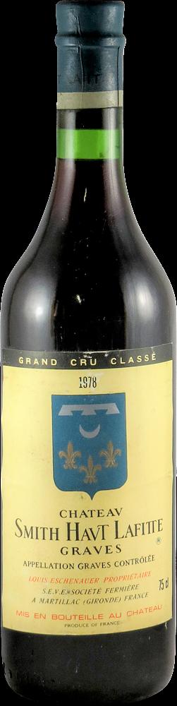Chateau Smith Haut Lafite Bordeaux - Graves 1978