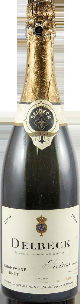 Delbeck Champagne 1964