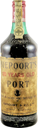 Niepoort - 20 years old - bottled in 1978 Porto 1958
