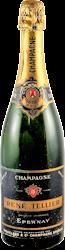 Rene Tellier - Brut - Trouillard Champagne N.V.