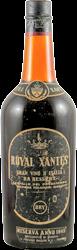 Royal Xantes - Castello del Passatempo - Riserva Vino da Dessert 1945