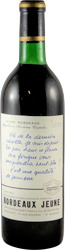 Beaupeyrat Bordeaux 1973