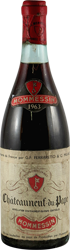 Mommessin Chateauneuf du Pape 1963