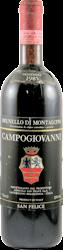 Campogiovanni - San Felice Brunello di Montalcino 1985