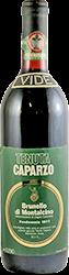 Tenuta Caparzo Brunello di Montalcino 1977