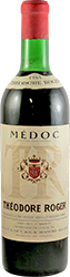 Theodore Roger Bordeaux – Medoc 1961