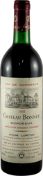 Chateau Bonnet Bordeaux 1993