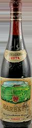 Serio & Battista Borgogno Barbera 1974
