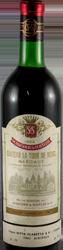 Cateau La Tour De Mons Bordeaux - Margaux 1964