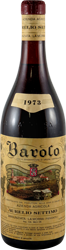Aurelio Settimo Barolo 1973