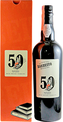 Barbeito – Bastardo – 50yo – Avo Mario Madeira N.V.