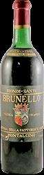Biondi Santi – Riserva Brunello di Montalcino 1946