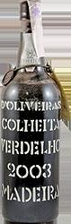 D'Oliveira - Verdelho - Colheita Madeira 2003
