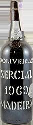 D'Oliveira - Sercial - Colheita Madeira 1969
